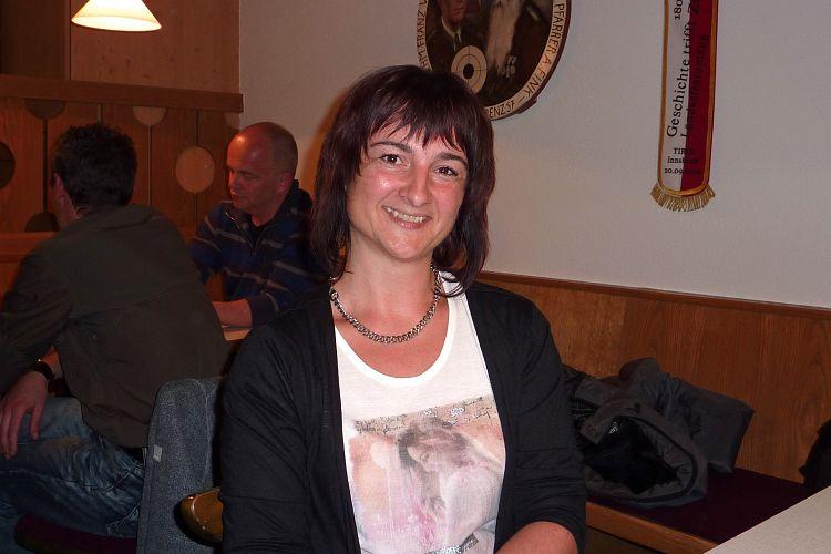 Damensiegerin Sandra Tangl