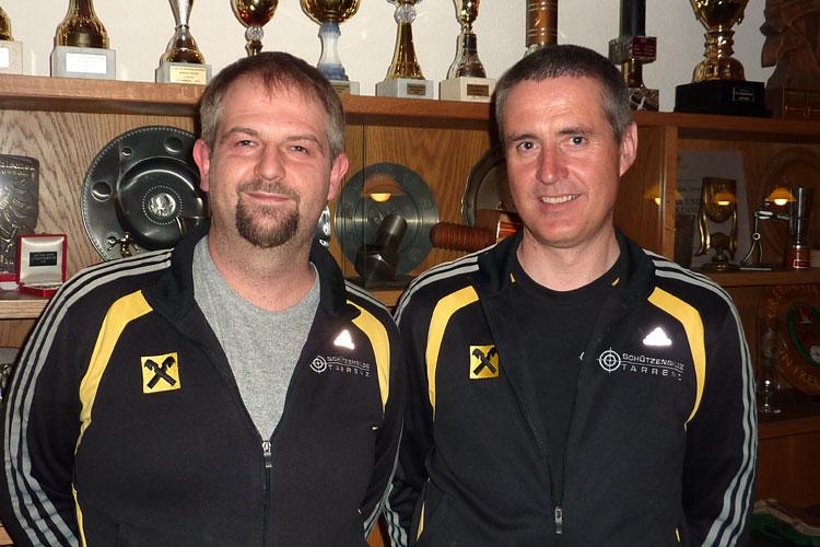 Martin Flür und Wolfgang Tiefenbrunner