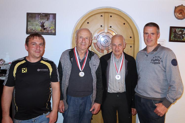 Siegerbild Senioren 3 Herren