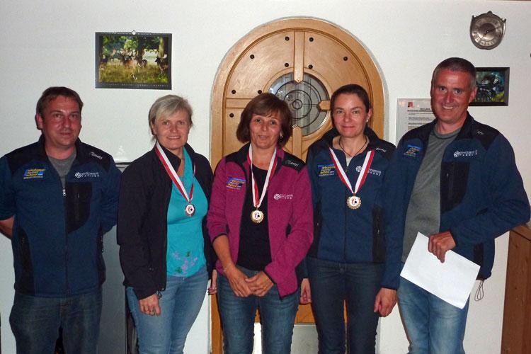 Siegerbild Seniorinnen 1