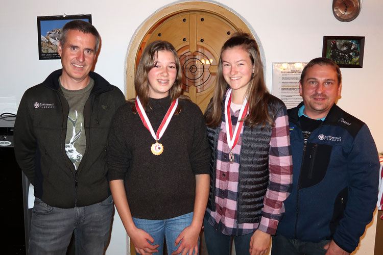 Siegerbild Juniorinnen