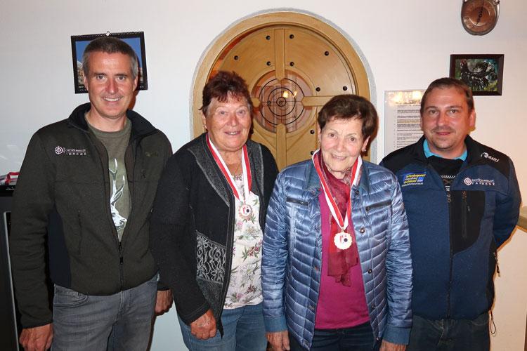 Siegerbild Seniorinnen 3